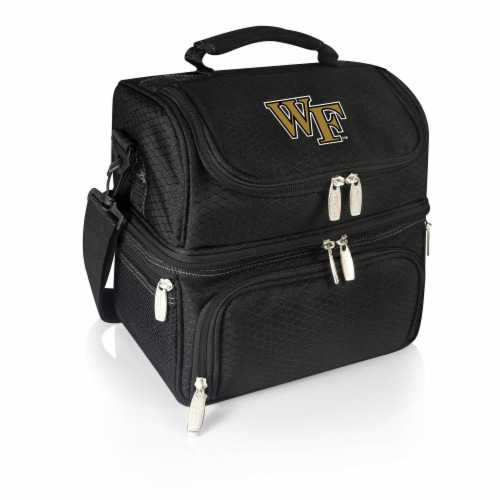Wake Forest Demon Deacons - Pranzo Lunch Cooler Bag Perspective: front
