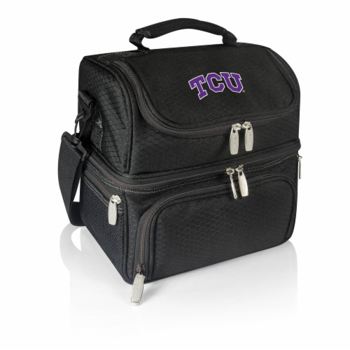 TCU Horned Frogs - Pranzo Lunch Cooler Bag Perspective: front