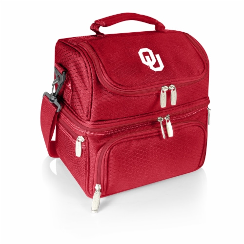 Oklahoma Sooners - Pranzo Lunch Cooler Bag Perspective: front