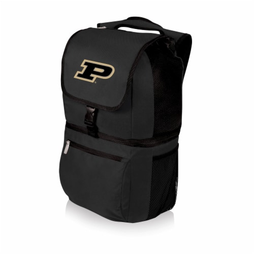 Purdue Boilermakers - Zuma Backpack Cooler Perspective: front