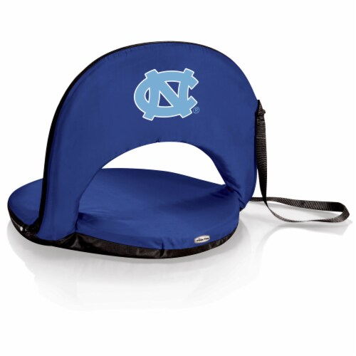 North Carolina Tar Heels - Oniva Portable Reclining Seat Perspective: front