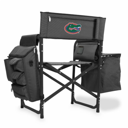 Florida Gators - Fusion Backpack Chair with Cooler Perspective: front