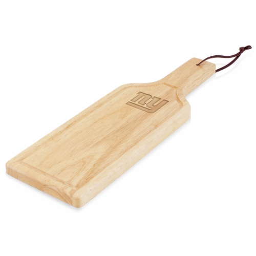 New York Giants - Botella Cheese Cutting Board & Serving Tray Perspective: front