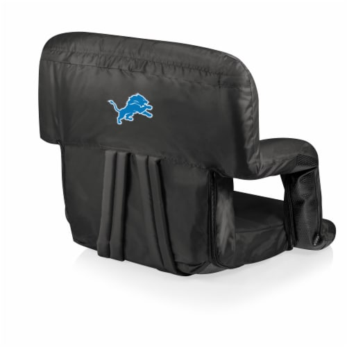 Detroit Lions - Ventura Portable Reclining Stadium Seat Perspective: front