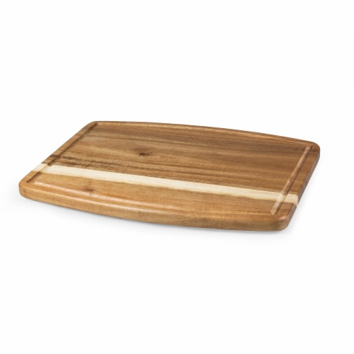 Ovale Acacia Cutting Board, Acacia Wood Perspective: front