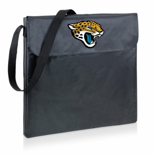 Jacksonville Jaguars - X-Grill Portable Charcoal BBQ Grill Perspective: front