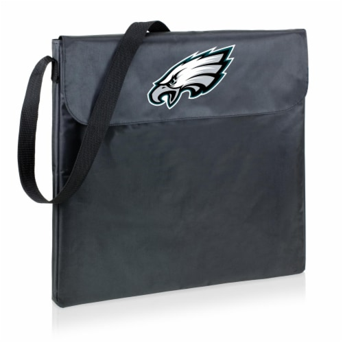 Philadelphia Eagles - X-Grill Portable Charcoal BBQ Grill Perspective: front