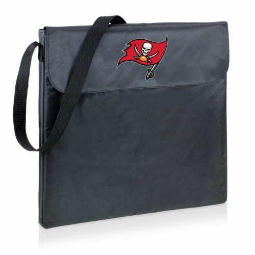 Tampa Bay Buccaneers - X-Grill Portable Charcoal BBQ Grill Perspective: front