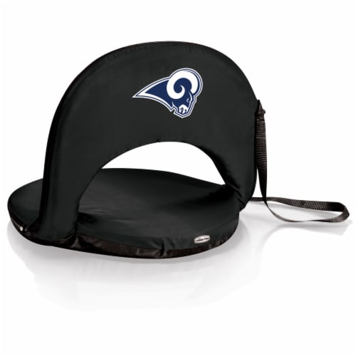 Los Angeles Rams - Oniva Portable Reclining Seat Perspective: front