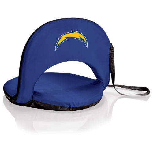 Los Angeles Chargers - Oniva Portable Reclining Seat Perspective: front