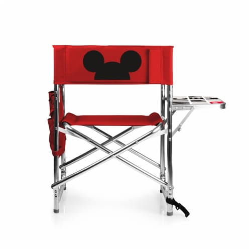 Disney Mickey Mouse - Sports Chair, Red Perspective: front