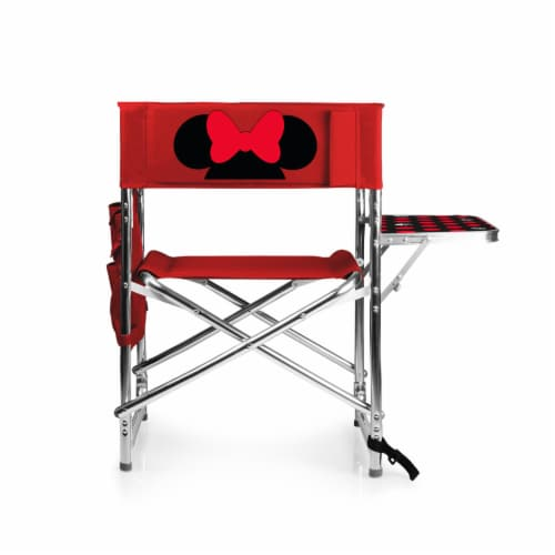 Disney Minnie Mouse - Sports Chair, Red Perspective: front