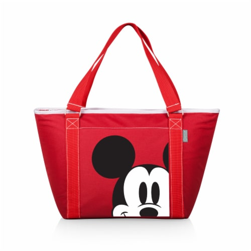 Disney Mickey Mouse - Topanga Cooler Tote Bag, Red Perspective: front