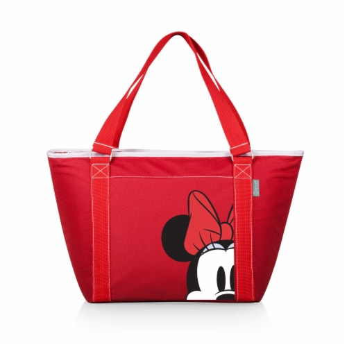 Disney Minnie Mouse - Topanga Cooler Tote Bag, Red Perspective: front