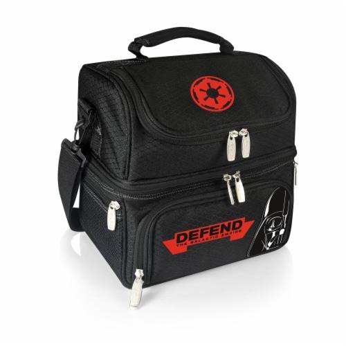 Star Wars Darth Vader - Pranzo Lunch Cooler Bag, Black Perspective: front