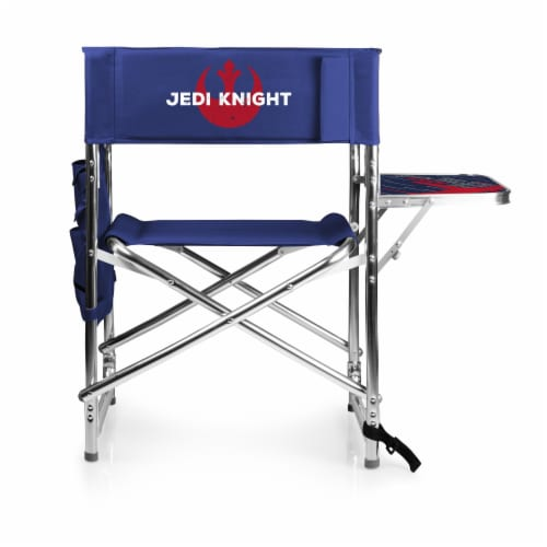 Star Wars Jedi Knight - Sports Chair, Navy Blue Perspective: front