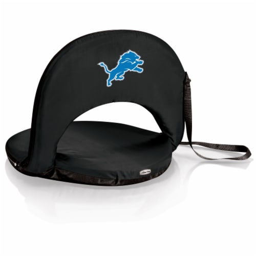 Detroit Lions - Oniva Portable Reclining Seat Perspective: front