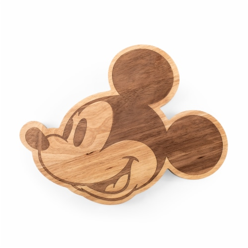 "Disney Mickey Mouse - 14"" Cutting Board, Rubberwood Perspective: front"