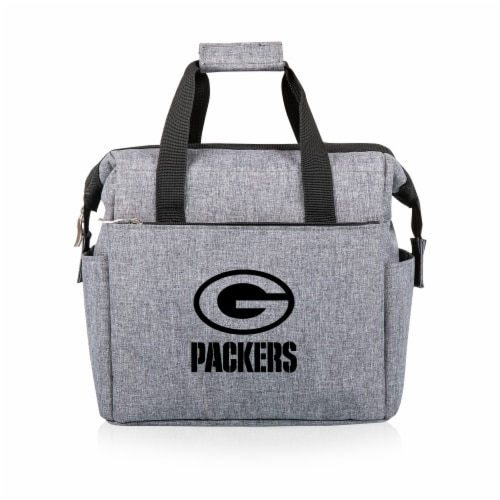 Green Bay Packers - On The Go Lunch Cooler Perspective: front