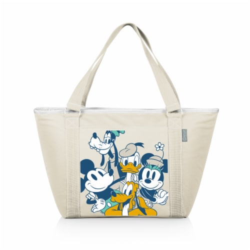 Disney Mickey Fab 5 - Topanga Cooler Tote Bag, Sand Perspective: front