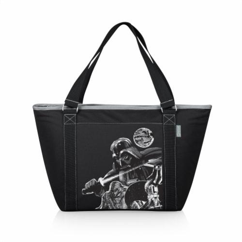 Star Wars Darth Vader Comic - Topanga Cooler Tote Bag, Black Perspective: front