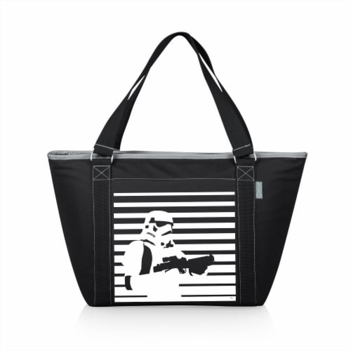Star Wars Stormtrooper - Topanga Cooler Tote Bag, Black Perspective: front
