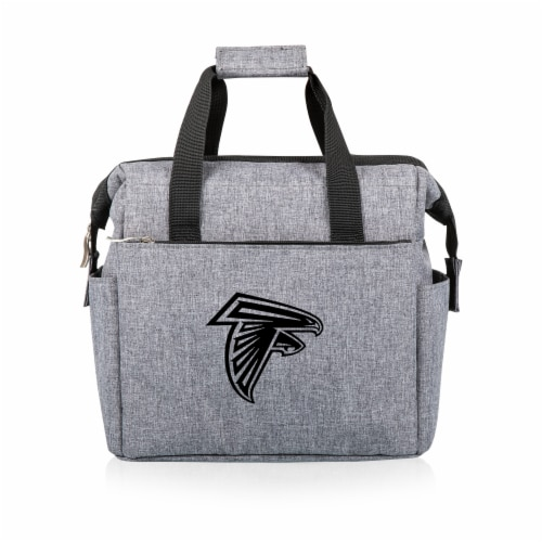 Atlanta Falcons - On The Go Lunch Cooler Perspective: front