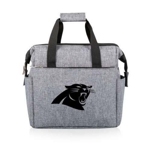 Carolina Panthers - On The Go Lunch Cooler Perspective: front