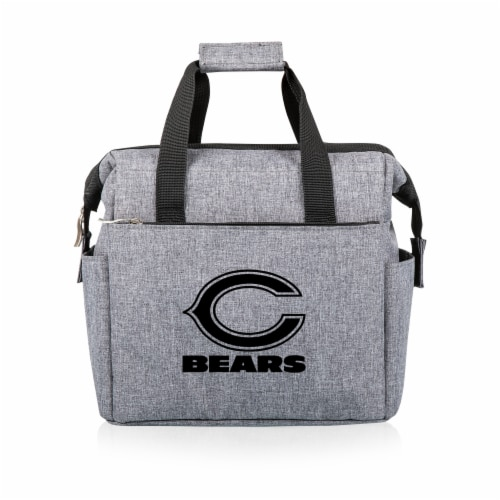 Chicago Bears - On The Go Lunch Cooler Perspective: front