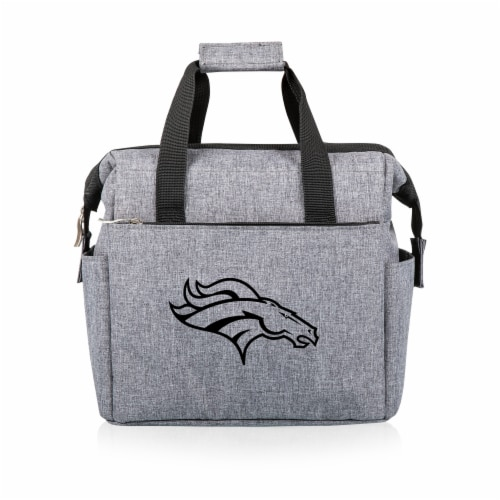 Denver Broncos - On The Go Lunch Cooler Perspective: front