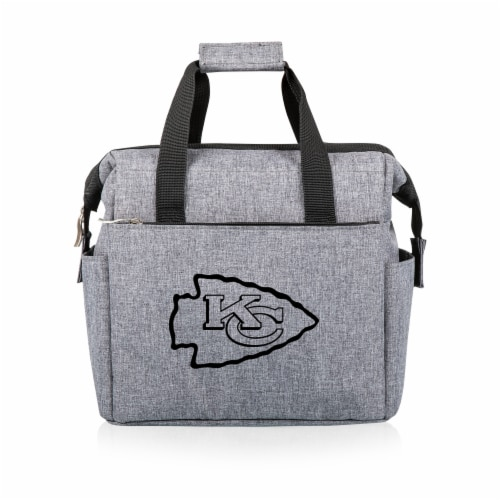 Kansas City Chiefs - On The Go Lunch Cooler Perspective: front