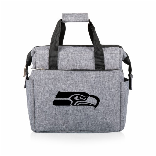 Seattle Seahawks - On The Go Lunch Cooler Perspective: front