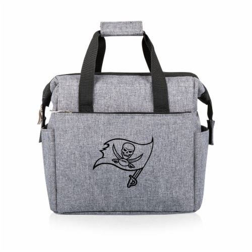 Tampa Bay Buccaneers - On The Go Lunch Cooler Perspective: front