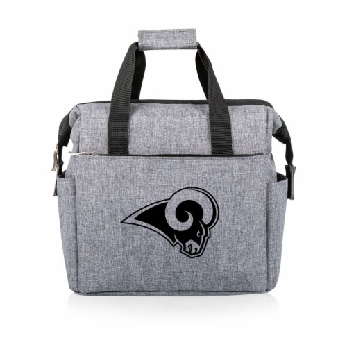 Los Angeles Rams - On The Go Lunch Cooler Perspective: front