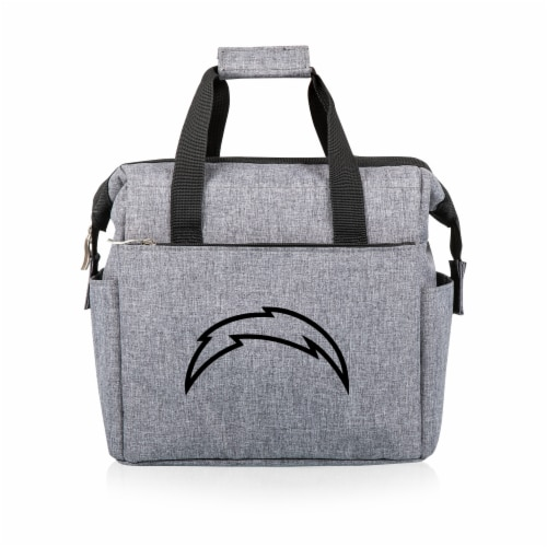 Los Angeles Chargers - On The Go Lunch Cooler Perspective: front