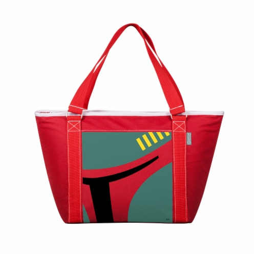 Star Wars Boba Fett - Topanga Cooler Tote Bag, Red Perspective: front