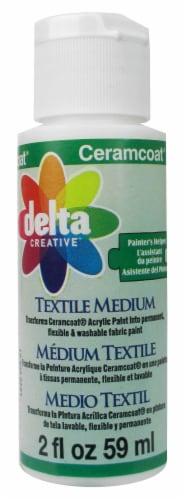 Delta Creative Ceramcoat Textile Medium Painter's Helper Perspective: front