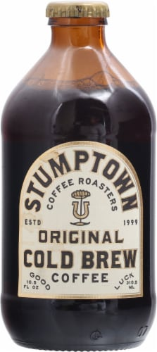 Stumptown Coffee Roasters Original Cold Brew Coffee Perspective: front