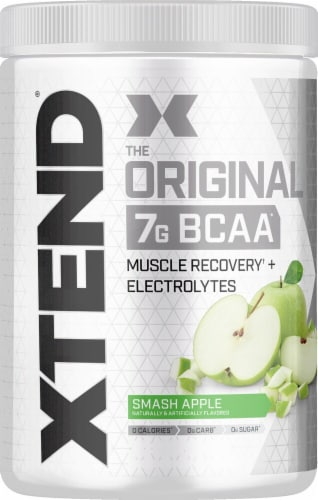 Xtend  The Original BCAA   Smash Apple Perspective: front