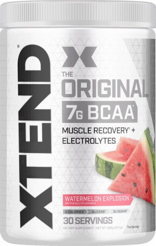 Xtend  The Original BCAA   Watermelon Explosion Perspective: front