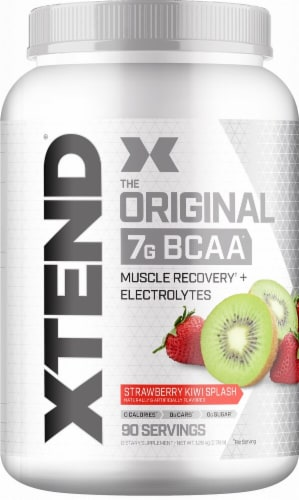 Xtend  The Original BCAA   Strawberry Kiwi Splash Perspective: front