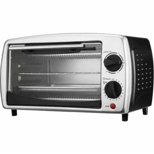 Brentwood Btwts345B Brentwood 4-Slice (9-Liter) Toaster Oven Broiler Perspective: front