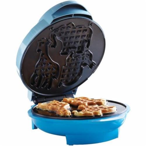 Brentwood Ts-253 Animal Shape Waffle Maker Perspective: front