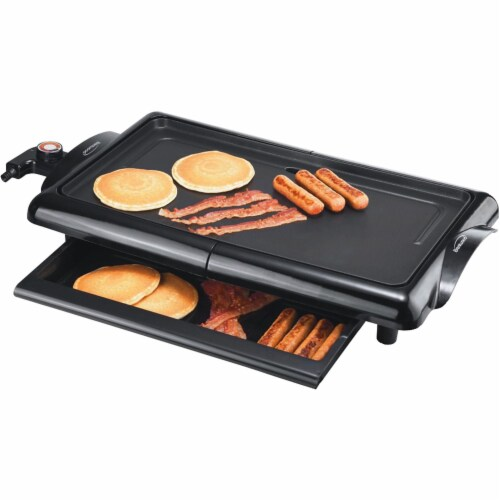 Brentwood Appliances TS-840 ELECTRIC GRIDDLE Perspective: front