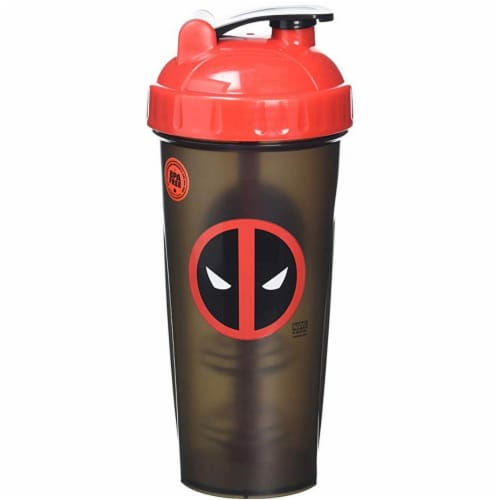 Perfect Shaker  Marvel Collection Series Deadpool #4 28 oz Perspective: front