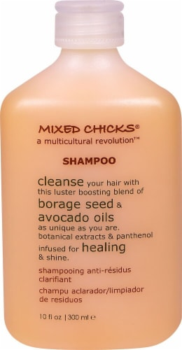 Mixed Chicks Shampoo Perspective: front