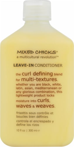 Mixed Chicks Leave-In Conditioner Perspective: front