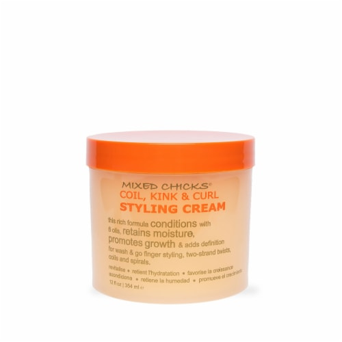 Mixed Chicks Coil Kink & Curl Styling Cream Perspective: front