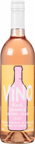 Charles Smith Vino Rose Perspective: front