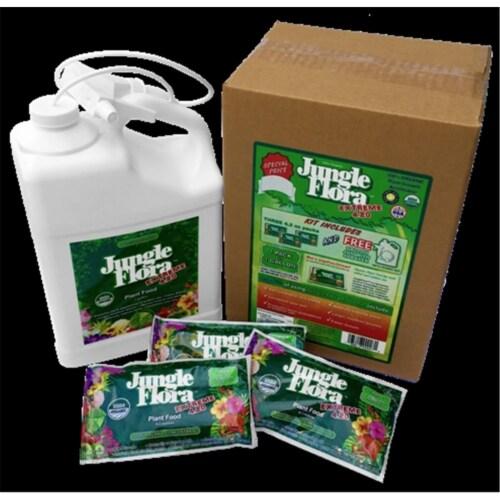 Iguana Rid JFXK Jungle Flora Extreme Plant Food, 4.20 oz Perspective: front